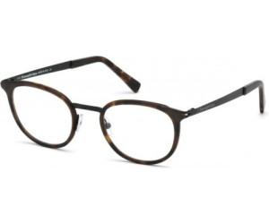 Ermenegildo Zegna Herren Brille » EZ5048«, schwarz, 002 - schwarz