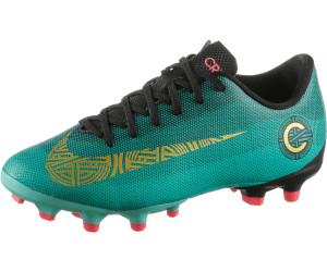 76fc7cee99d Nike Mercurial Vapor XII Academy CR7 MG Jr clear jade black hyper  turquoise metallic vivid gold
