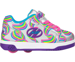 competitive price 1d2aa 60027 Heelys Dual Up X2 silver/purple/rainbow ab € 68,50 ...