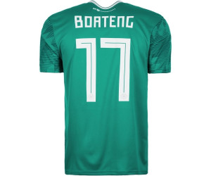 adidas DFB Away Trikot WM 2018 grünweiß L