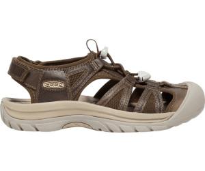 Keen Venice II Braun, Damen Sandale, Größe EU 42 - Farbe Mink Oil-Dark Earth Damen Sandale, Mink Oil - Dark Earth, Größe 42 - Braun