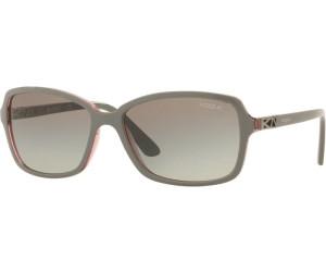 VOGUE Vogue Damen Sonnenbrille » VO5031S«, schwarz, 238511 - schwarz/grau