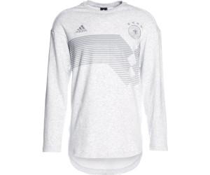 Adidas DFB Seasonal Special Sweatshirt light grey heather mid grey ... d48dee1926