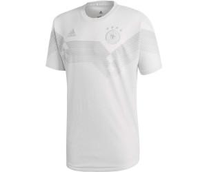 Adidas DFB Seasonal Special T Shirt whitecrystal white ab