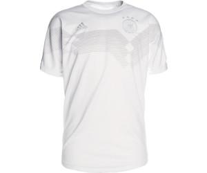adidas Deutschland Fan T-Shirt DFB weiß WM//EM Kinder Fanshirt