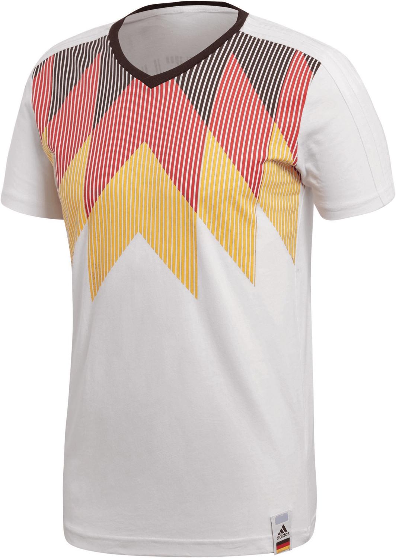 Adidas DFB Identity T-Shirt white/black