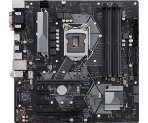 Nero LGA1151 MicroATX Chipset Intel H370 Asus PRIME H370M-PLUS Scheda Madre Supporto Processori Intel 8 Generazione