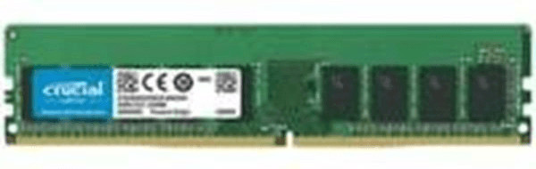 Image of Crucial 16GB DDR4-2666 (CT16G4WFD8266)
