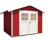 gartenhaus rot preisvergleich g nstig bei idealo kaufen. Black Bedroom Furniture Sets. Home Design Ideas