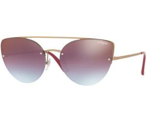 VOGUE Vogue Damen Sonnenbrille » VO4074S«, rosa, 50765R - rosa/rosa