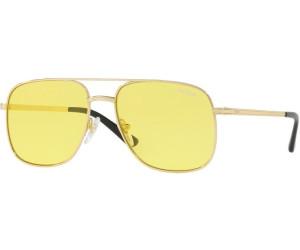 VOGUE Vogue Damen Sonnenbrille » VO4083S«, goldfarben, 280/87 - gold/grau