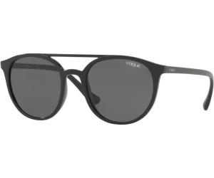 VOGUE Vogue Damen Sonnenbrille » VO5195S«, schwarz, W44/87 - schwarz/grau