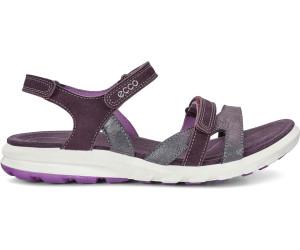Ecco Cruise II Sonora III Lila/Violett, Damen Sandale, Größe EU 36 - Farbe Iridescent-Mauve-Orchid Damen Sandale, Iridescent - Mauve - Orchid, Größe 36 - Lila/Violett