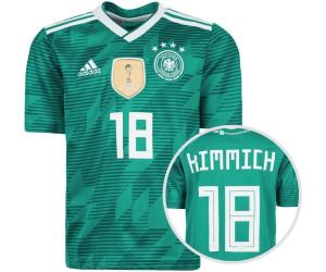 Adidas Deutschland Away Trikot Kinder 2018 Kimmich Nr 18 Ab 4750