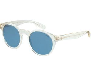 Polo Damen Sonnenbrille » PH4101«, grau, 56493R - grau/grün