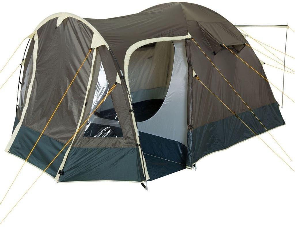 CampFeuer Dome Tent 4 (28_08, khaki)