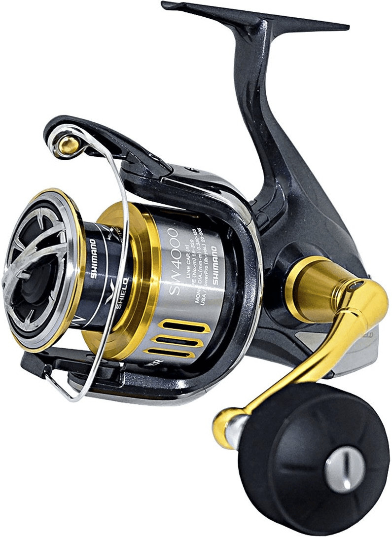Shimano Twin Power SW-BXG 4000