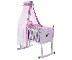 Himmel babybett aus fliegengitter grand format prinzessin lila