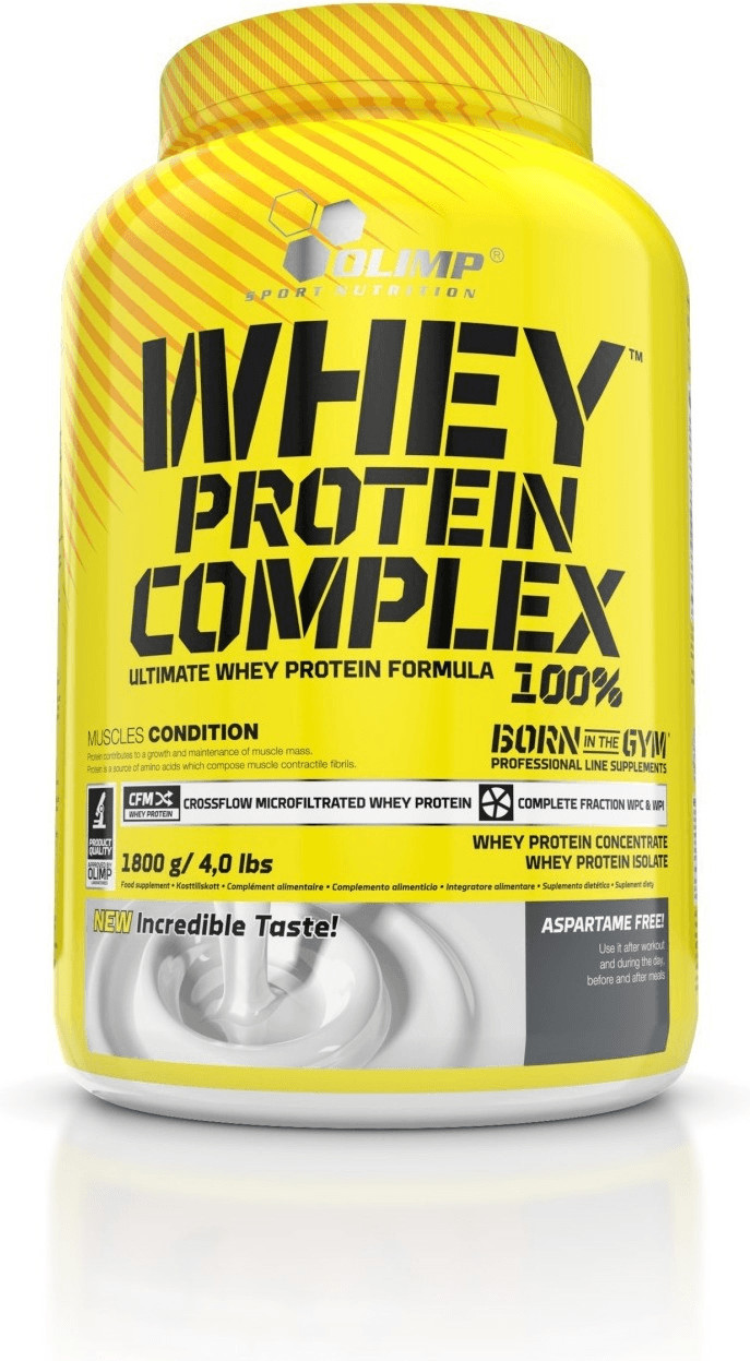Olimp Olimp Whey Protein Complex 100% 1800g Str...