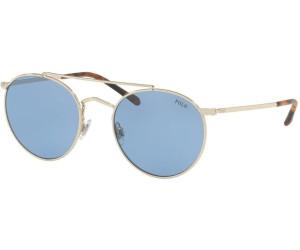 Polo Herren Sonnenbrille » PH3114«, rosa, 933473 - rosa/braun