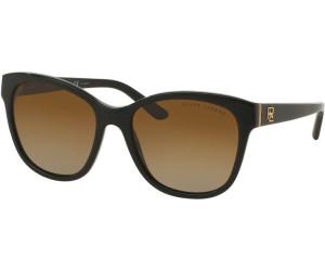 Ralph Lauren Damen Sonnenbrille » RL8143«, braun, 501771 - braun/grün