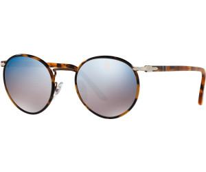 PERSOL Persol Herren Sonnenbrille » PO2422SJ«, schwarz, 106439 - schwarz/ braun
