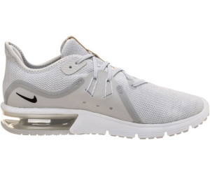 newest fbc3f 95e8e Nike Air Max Sequent 3 pure platinum black white