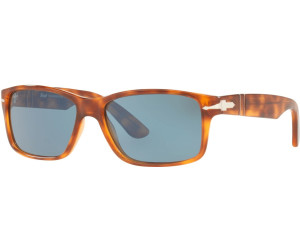 PERSOL Persol Herren Sonnenbrille » PO3154S«, braun, 105256 - braun/blau