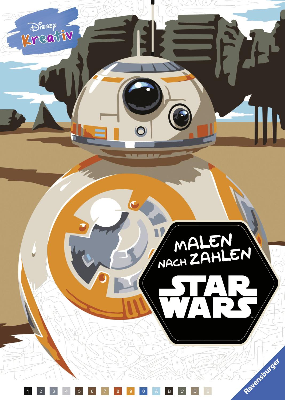 Ravensburger Disney kreativ: Star Wars Malen na...