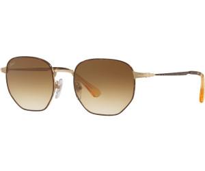 PERSOL Persol Herren Sonnenbrille » PO2446S«, goldfarben, 107551