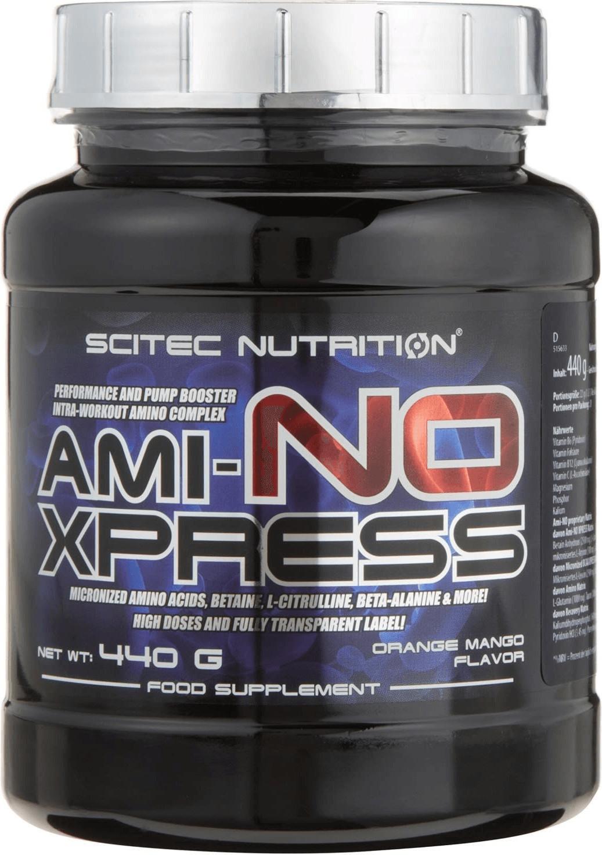 Scitec Nutrition Scitec Nutrition Ami-NO Xpress Peach Ice Tea 440g
