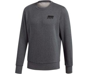 Adidas Deutschland Pullover DFB Street Graphic Crew Sweatshirt WM 2018 dark  grey heather black 08e035d6a8