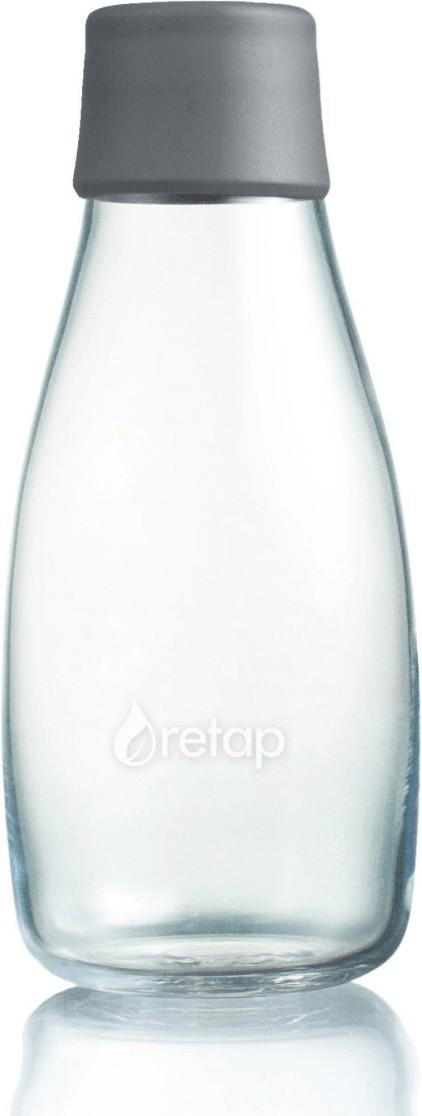 Retap Flasche 0,3L grau