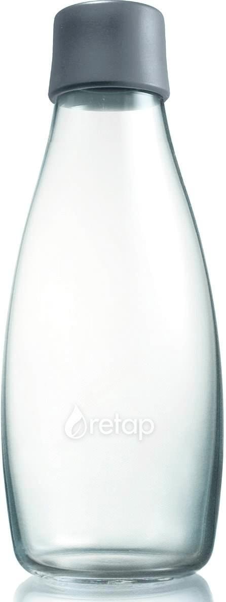 Retap Flasche 0,5L grau