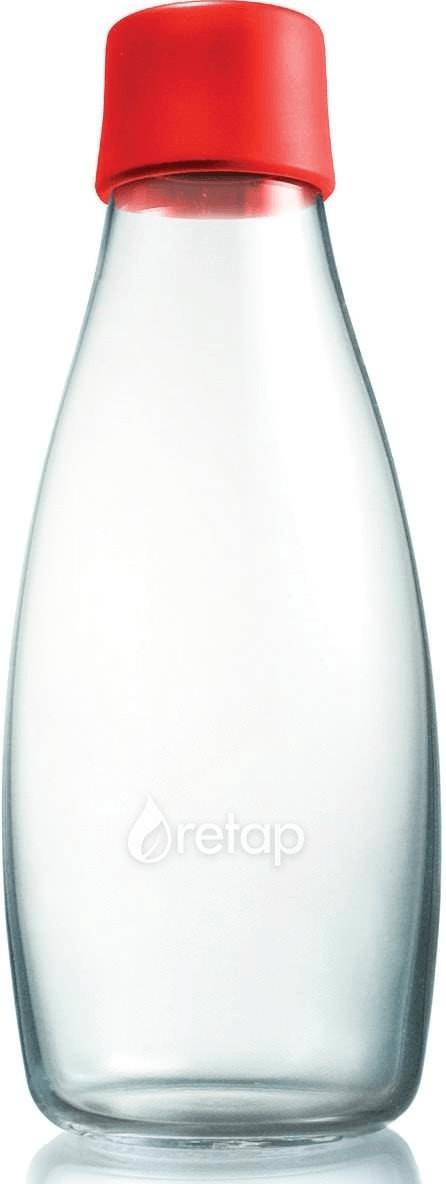Retap Flasche 0,5L rot