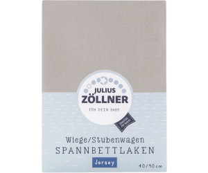 Julius zöllner wiege stubenwagen spannbettlaken jersey cm ab