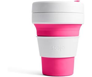 Stojo Pocket Cup (355 Ml) Pink