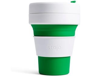 Stojo Pocket Cup (355 Ml) Green