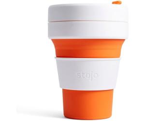 Stojo Pocket Cup (355 Ml) Orange