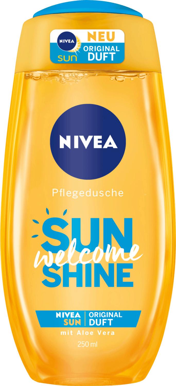 Nivea Welcome Sunshine Pflegedusche (250ml)