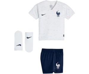 Nike Frankreich Away Baby-Kit 2018