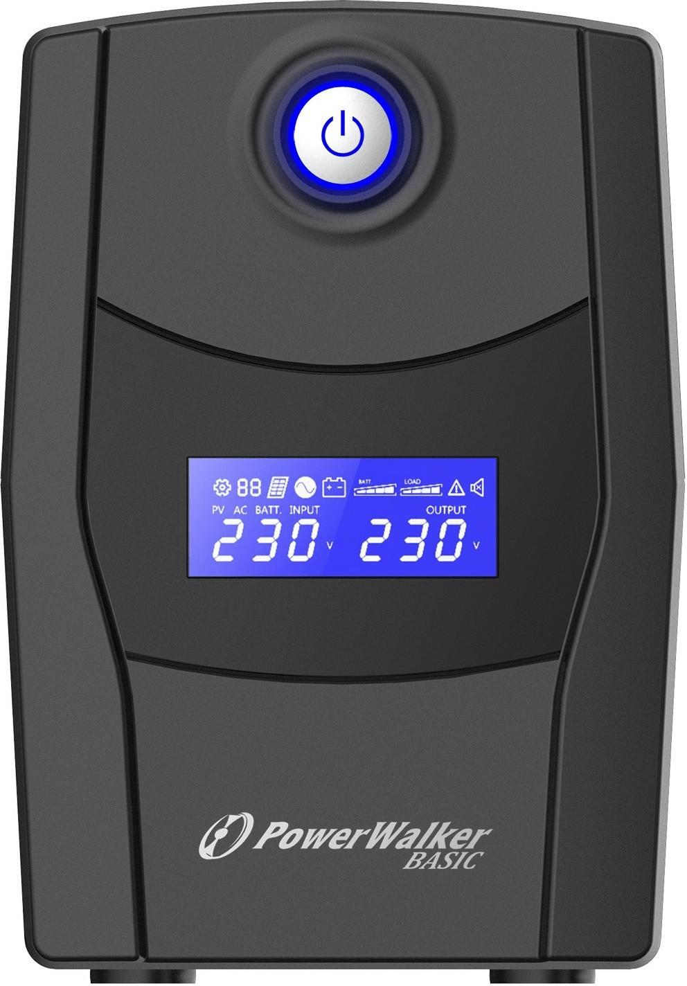 Image of BlueWalker PowerWalker Basic VI 600 STL FR