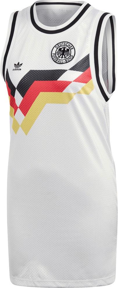 Adidas Originals Deutschland Tanktop-Kleid white