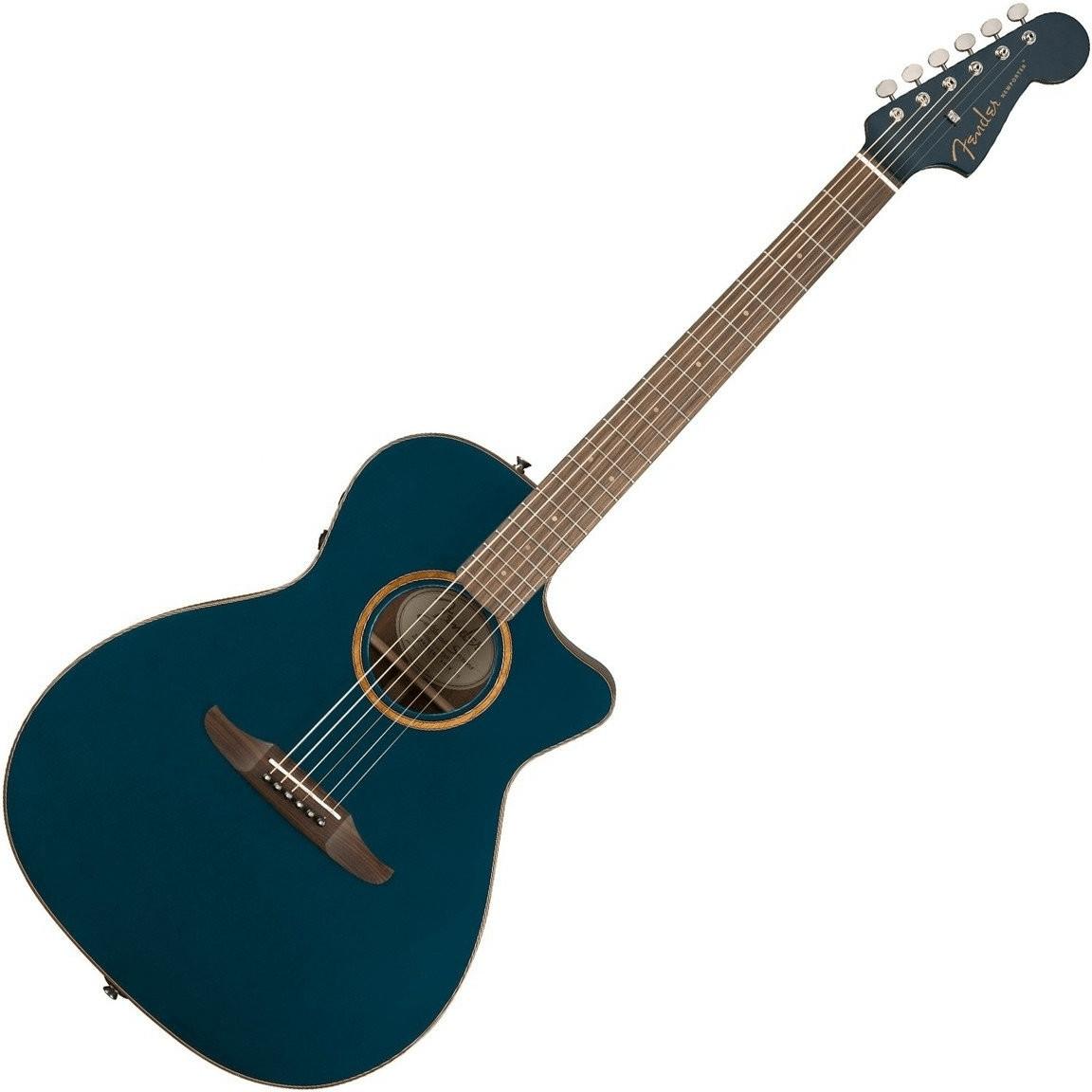 Fender Newporter Classic 2018 Cosmic Turquoise