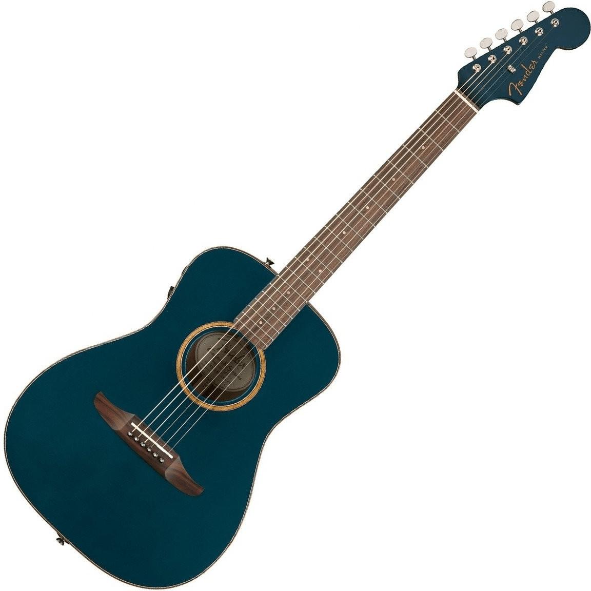 Fender Malibu Classic 2018 Cosmic Turquoise