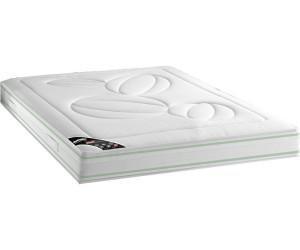 Dunlopillo Matelas 100% latex naturel Hévéane 160 x 190 cm