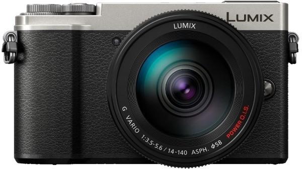Panasonic Lumix DC-GX9 Kit 14-140mm silver