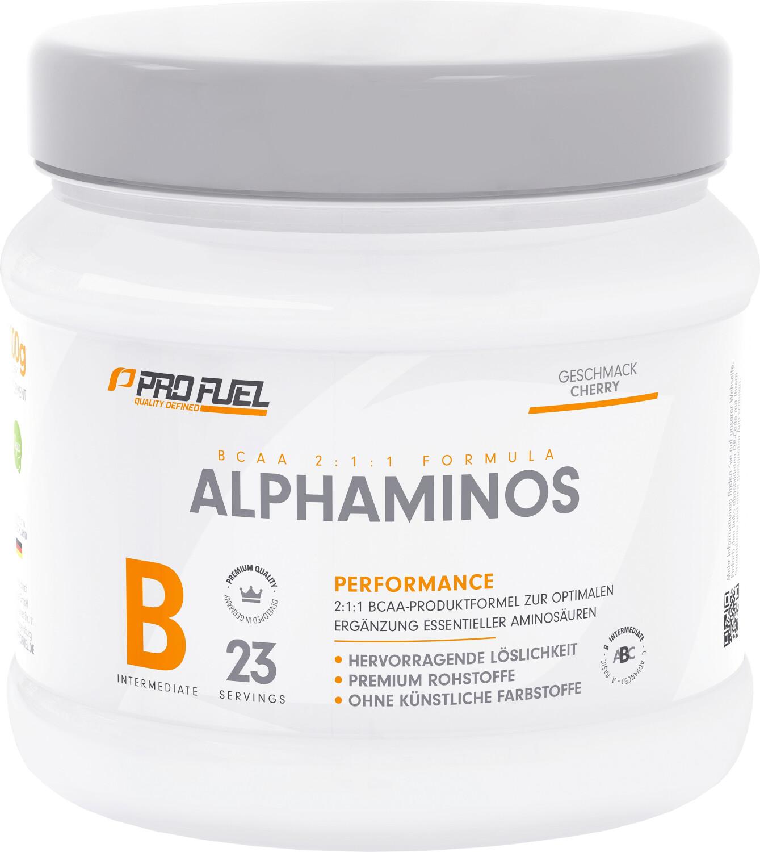 Profuel Alphaminos BCAA 300g Dose