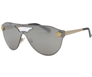 Versace Sonnenbrille » VE2161«, goldfarben, 10026G - gold/silber