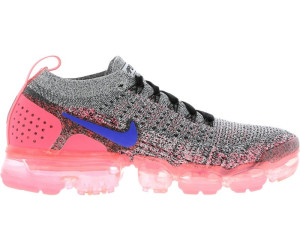 Nike Air VaporMax Flyknit 2 Women white hot punch black ultramarine ... 2b02f880c0f